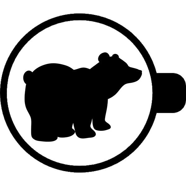 Гадание на кофейной гуще медведь значение
